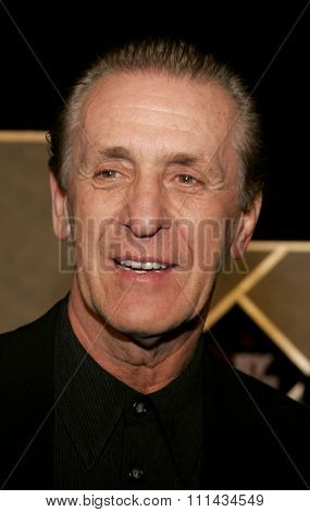 Pat Riley attends The Walt Disney and Jerry Bruckheimer Pictures World Premiere of