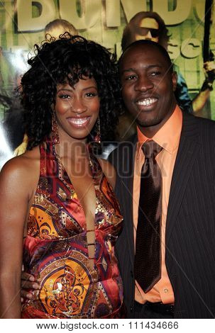 October 11, 2005 - Hollywood - Shondrella Avery at the New Line Cinema's