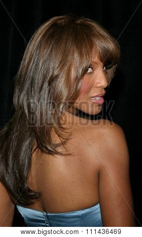 BEVERLY HILLS, CALIFORNIA. May 19, 2005. Grammy Award-winning recording artist Toni Braxton attends at the Triumph of the Spirit Awards Gala at the Beverly Hilton Hotel in Beverly Hills.