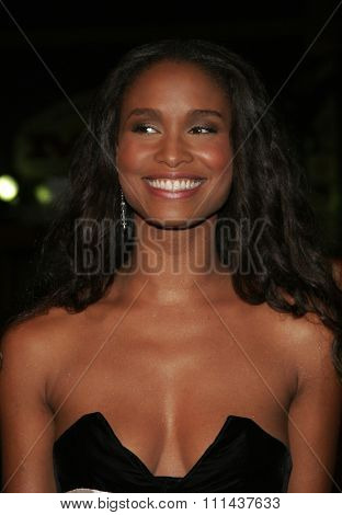 November 2, 2005. Joy Bryant at the Paramount Pictures'