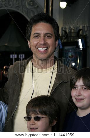 HOLLYWOOD, CALIFORNIA. March 19, 2006. Ray Romano attends the World Premiere of