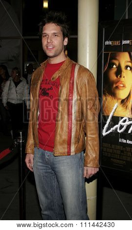 Dane Cook attends the Los Angeles Premiere of