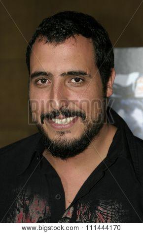 August 22, 2005. Alejandro Lozano at the Film premiere of Televisa Cine theatrical release
