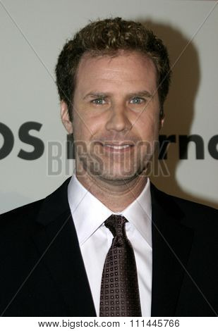 Will Ferrell at the 75th Diamond Jubilee Celebration for the USC School of Cinema-Television held at the USC's Bovard Auditorium in Los Angeles, United States on September 26 2004.