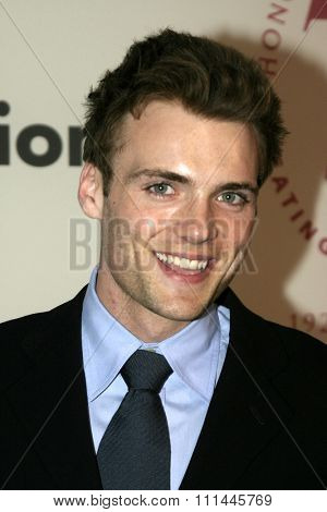 Seth Gabel at the 75th Diamond Jubilee Celebration for the USC School of Cinema-Television held at the USC's Bovard Auditorium in Los Angeles, United States on September 26 2004.