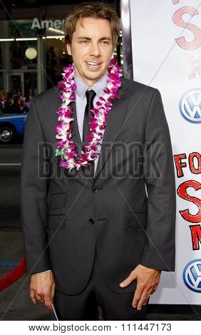 Dax Shepard attends the World Premiere of