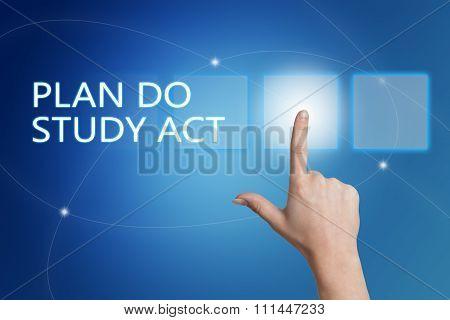 Plan Do Study Act