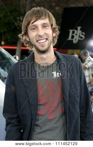 Joel Moore at the Los Angeles premiere of