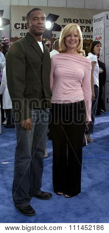 Bill Bellamy at the Los Angeles premiere of