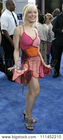 Courtney Peldon at the Los Angeles premiere of