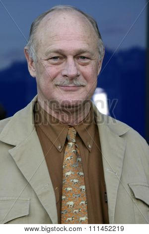 Gerald McRaney at the WB Television Network's All-Star Summer TCA Party held at the Pacific Design Center in West Hollywood, USA on July 14, 2004.