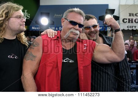 Paul Teutul Sr at the Los Angeles premiere of