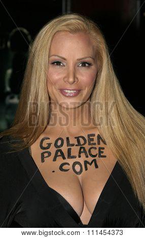 03/08/2005 - Hollywood - Cindy Margolis at
