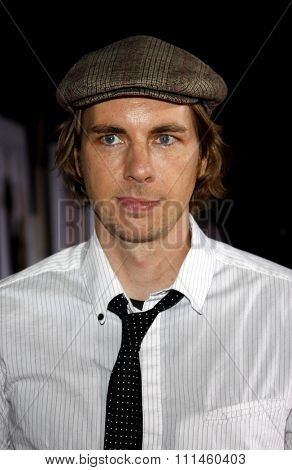 November 9, 2009. Dax Shepard at the World premiere of
