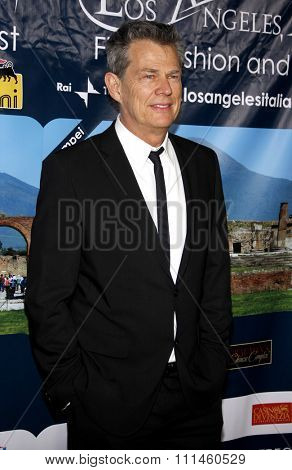 March 1, 2010. David Foster at the Los Angeles premiere of