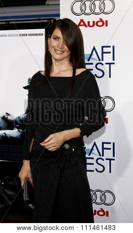Julia Ormond at the 2008 AFI FEST Los Angeles Premiere of