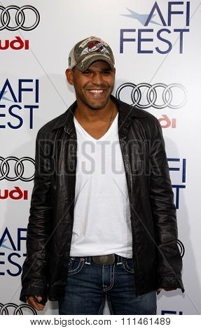 November 1, 2008. Amaury Nolasco at the 2008 AFI FEST Los Angeles Premiere of