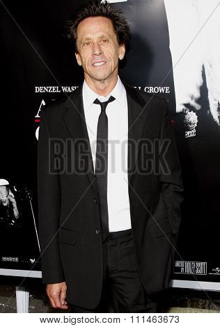Brian Grazer attends the Los Angeles Premiere of