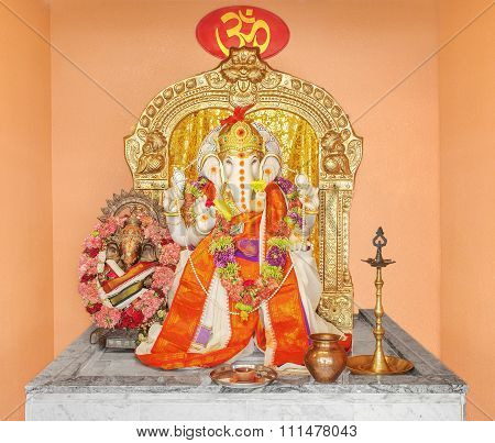 Ganesha The Lord Of Success