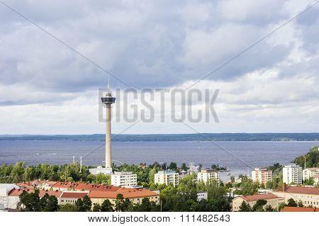 Tampere Panorama, Hame Region, Finland