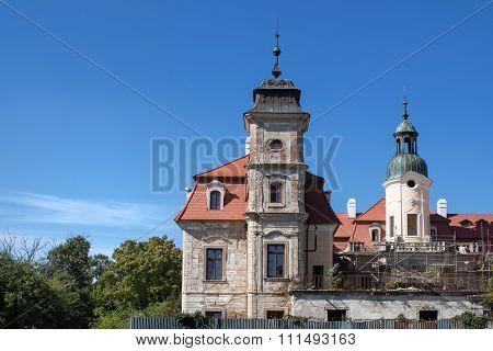 Manor-house In Bernolakovo, Slovakia
