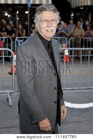 Tom Skerritt at the Los Angeles premiere of 'Whiteout