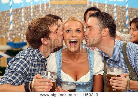 bavarian kiss