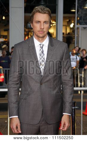 Dax Shepard at the Los Angeles premiere of 'This Is Where I Leave You' held at the TCL Chinese Theatre in Los Angeles on September 15, 2014 in Los Angeles, California.