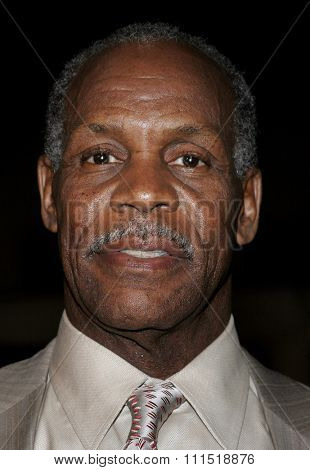 Danny Glover attends the Los Angeles Premiere of