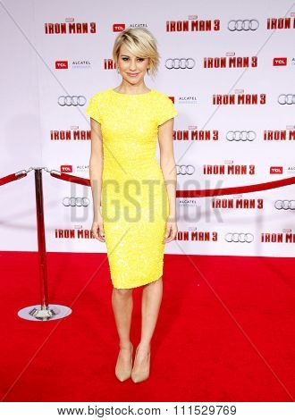 Chelsea Kane at the Los Angeles premiere of