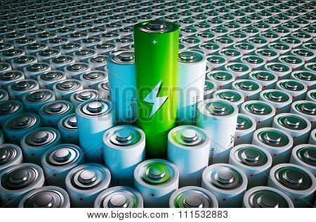 Green Battery Concept