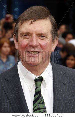 Mike Newell at the Los Angeles premiere of 'Prince Of Persia: The Sands Of Time' held at the  Grauman's Chinese Theatre in Hollywood, USA on May 17, 2010.