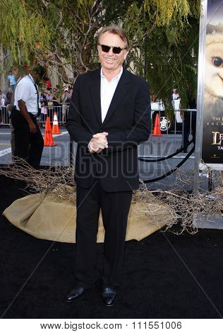 Sam Neill at the Los Angeles premiere of 'Legends of the Guardians: The Owls of Ga'Hoole' held at the Grauman's Chinese Theater in Hollywood, USA on September 19, 2010.