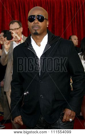 MC Hammer at the Los Angeles premiere of 'Thor' held at the El Capitan Theater in Hollywood, USA on May 5, 2011.