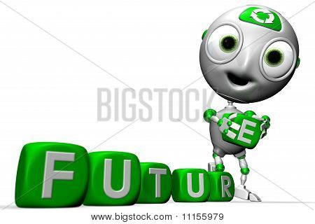 Envirobot And A Greener Future
