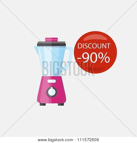 Sale of Household Appliances Blender