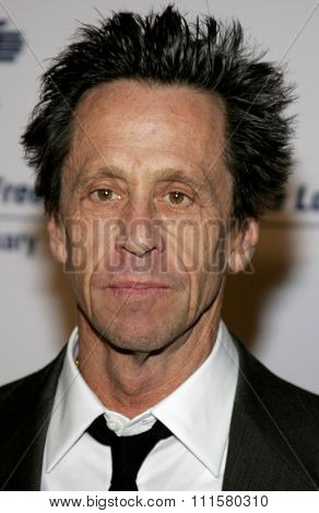 BEVERLY HILLS, CA - NOVEMBER 20, 2006: Brian Grazer at the 2006 Los Angeles Free Clinic Annual Dinner Gala held at the Beverly Hilton Hotel in Beverly Hills, USA on November 20, 2006.