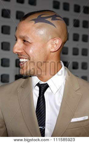 Theo Rossi at the