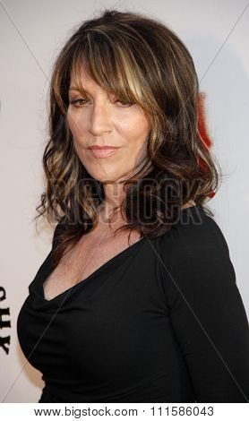 HOLLYWOOD, CALIFORNIA - August 30, 2011. Katey Sagal at the Season 4 premiere of FX Network's
