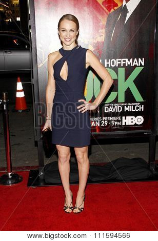 Kerry Condon at the Los Angeles premiere of HBO's