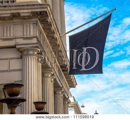 Institute Of Directors (iod) Restaurant, London