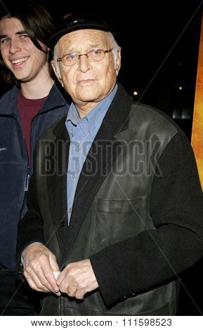 Norman Lear attends the Los Angeles Premiere of
