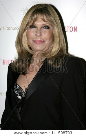 Nancy Sinatra at the 55th Annual Ace Eddie Awards held at Beverly Hilton Hotel in Beverly Hills, USA on February 20, 2005.