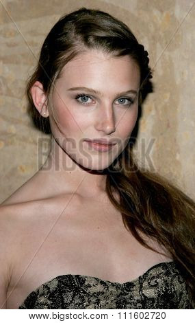 Dree Hemingway Crisman attends the 56th Annual ACE Eddie Awards held at the Beverly Hilton Hotel in Beverly Hills, California on February 19, 2006.