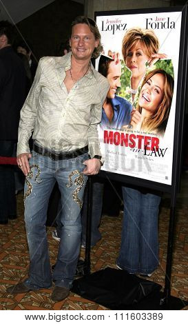 WESTWOOD. CALIFORNIA. April 29, 2005. Carson Kressley attends at the Los Angeles Premiere of