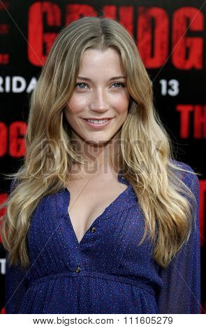 BUENA PARK, CALIFORNIA. October 8, 2006. Sarah Roemer attends the World Premiere of