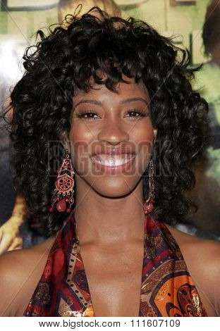 October 11, 2005 - Hollywood - Shondrella Avery at the