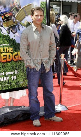April 30, 2006. Steve Carell at the Los Angeles Premiere of DreamWorks' new computer-animated comedy
