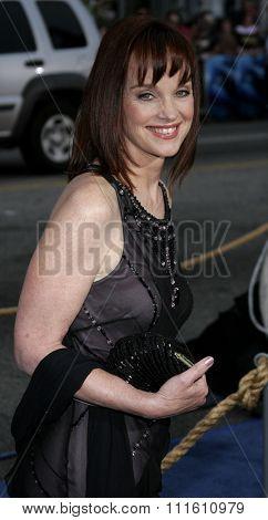 HOLLYWOOD, CALIFORNIA. May 10, 2006. Pamela Sue Martin at the Los Angeles Premiere of