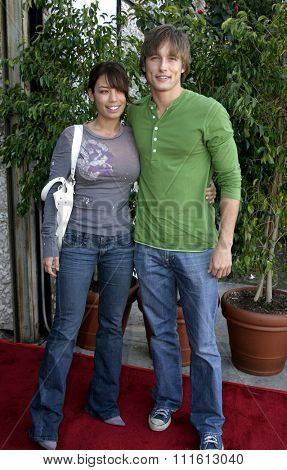 15 January 2005 - Hollywood, California - Jay Kenneth Johnson and Bianca Eaves. The 2005 Golden Glam presented by the Media Shop at the Media Shop in Hollywood.